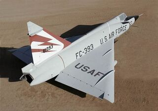 Convair F-102A Delta Dagger MG 1972 a