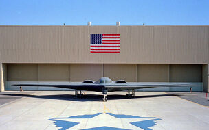 800px-B2 bomber initial rollout ceremony 1988
