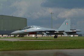 Su-30MKI SB-042 Indian Air Force