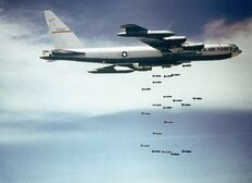 800px-Boeing B-52 dropping bombs