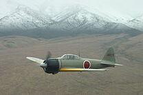 220px-Japanese Zero