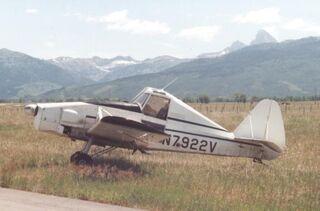 Callair A-9 Driggs Idaho 1994