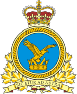 Canada air force command badge
