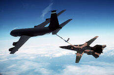 800px-F-111F aircraft refueling from a KC-135 Stratotanker
