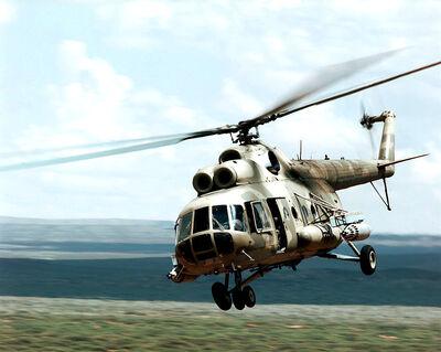 Mi-8 Hip Roving Sands 99