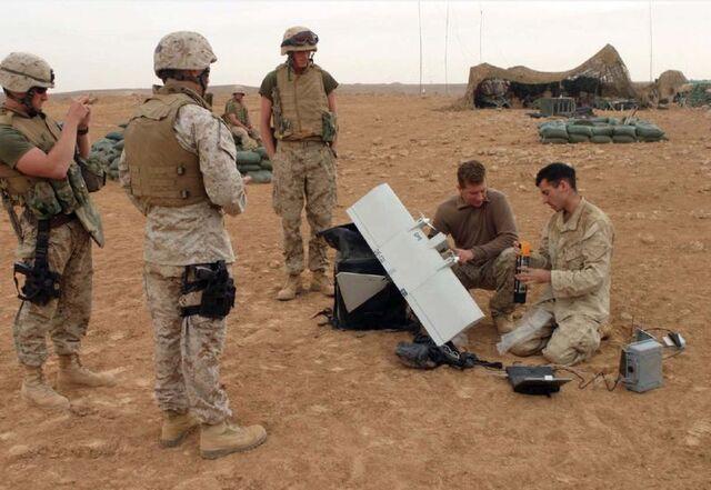File:800px-RQ-14 Dragoneye assembled by 7th Marines Iraq 2004.JPG