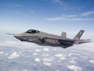 AIR F-35A AA-1 Test Flight lg