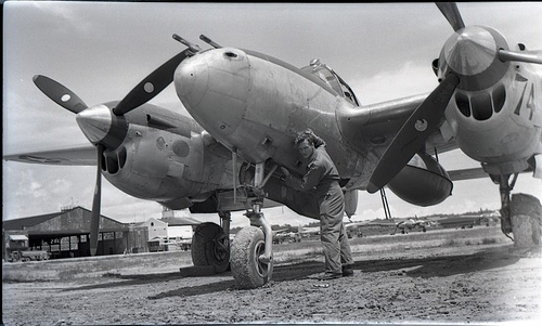 File:Another P-38, France Field, Panama 1945.jpg