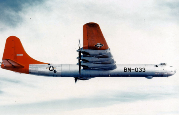 7th Bombardment Wing - B-36 Peacemaker
