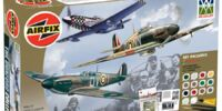 The Duxford Collection Gift Set (A50056A)/P-51D Mustang