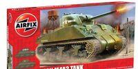 Sherman M4 MK1 Tank (A01303)