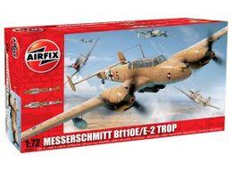 Messerschmitt Bf110 Tropical