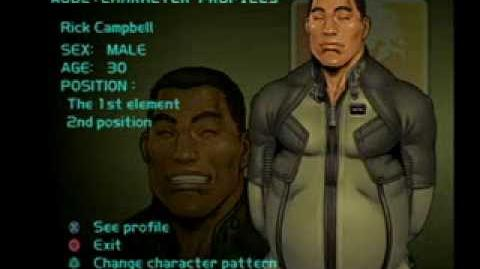 Air Force Delta Strike Character Profile-Rick Campbell