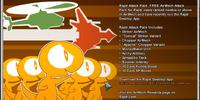 Raptr Attack Pack
