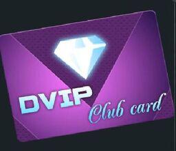DVIP Club Card