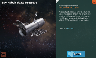 Hubble Space Telescope Full