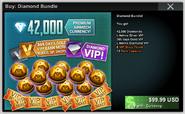 Diamond Bundle 42000 b20409