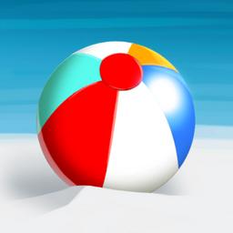 Beach Ball Crop