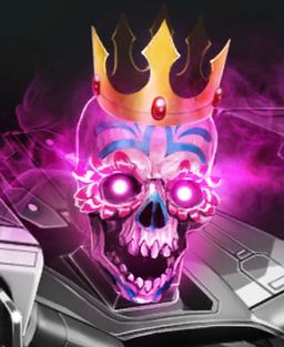 New Pink Skull