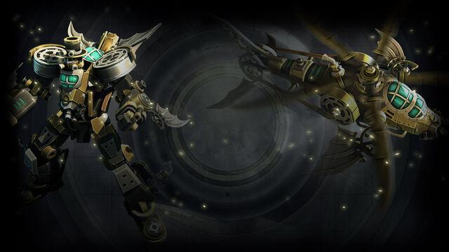 Steampunk Helix