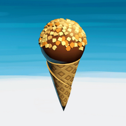 Dipped Cone Crop