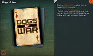 Dogs of War Card Full