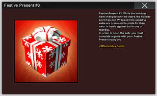 Festive Present 3