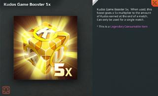 Kudos Game Booster 5x Full