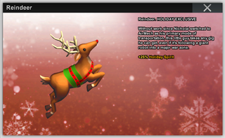 Reindeer Full