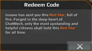 Red Star Reward