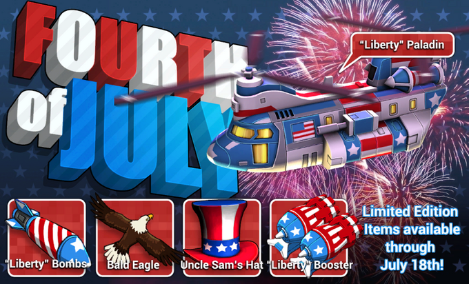 July 4th New