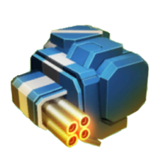 Ultimate Helix Missile Launcher