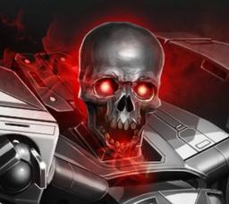 New Black Skull
