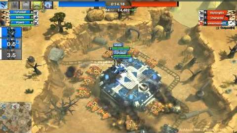 Itzpower Mnob Viper6 v Skykingsix Ununoctio Awsomezoo09 Thar PvP
