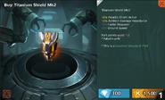 Titanium Shield Mk2 Full