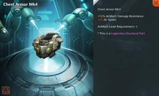 Chest Armor Mk4 Full