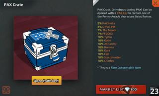 PAX Crate Updated