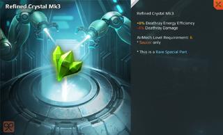 Refined Crystal Mk3 Full