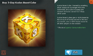 Kudos Cube 3 Full