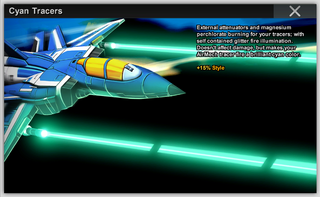 Cyan Tracers