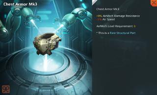 Chest Armor Mk3 Full
