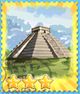 Chichen Itza-Stamp