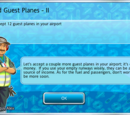 Land Guest Planes - II