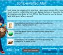 Long-Awaited Mail