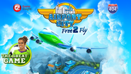 Airport City Splashscreen-The Great Game