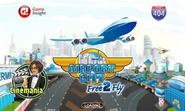 Airport City Splashscreen-Cinemania