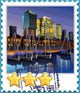 Buenos Aires-Stamp