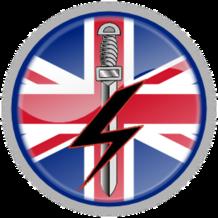 UKSAF logo