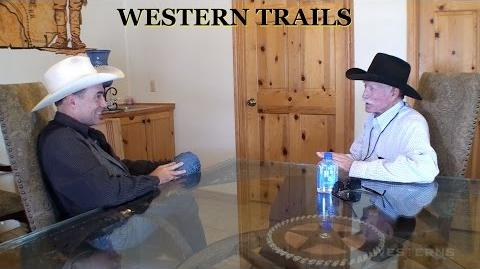 Western Trails TV show episode Alex Cord special guest