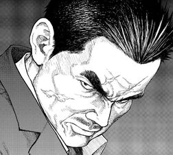 Scarred Manabe